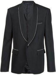 пиджак с контрастной окантовкой Givenchy