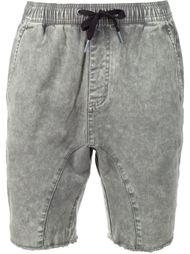 шорты с джинсовым эффектом Zanerobe