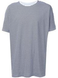 футболка в полоску Zanerobe
