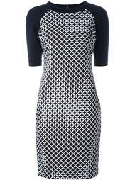 платье с мелким узором Michael Michael Kors