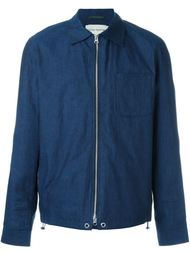 куртка 'Dover Zip-up Chambray'  Oliver Spencer