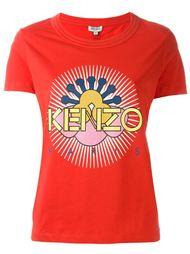 футболка с принтом  Kenzo