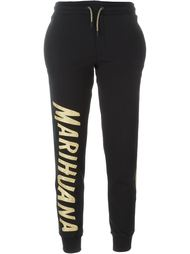 спортивные брюки 'Marihuana' Palm Angels