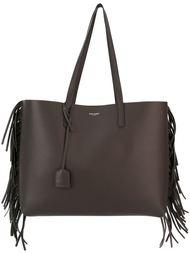 сумка-тоут с бахромой Saint Laurent