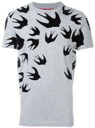 футболка 'Swallow' McQ Alexander McQueen