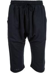спортивные шорты с заниженной проймой Publish