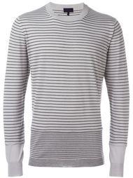 свитер в полоску Lanvin