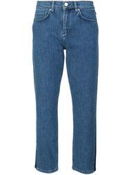 укороченные джинсы бойфренд  Victoria Victoria Beckham