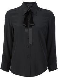 рубашка с бантом  Marc Jacobs