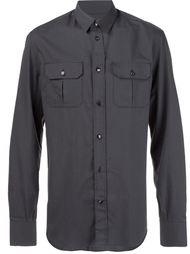 рубашка с нагрудными карманами Maison Margiela