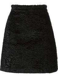 юбка А-образного силуэта  MSGM