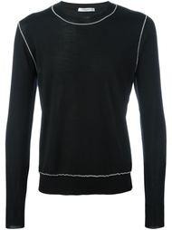 свитер с цепочной отделкой Givenchy