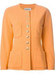 куртка с карманами  Chanel Vintage
