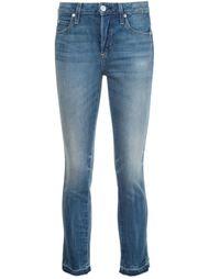 """укороченные джинсы с отделкой """"stonewash"""" Amo"""