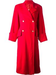 свободное пальто  Hermès Vintage