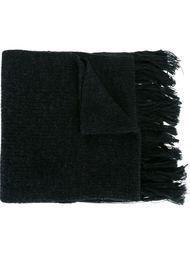 трикотажный шарф Lanvin