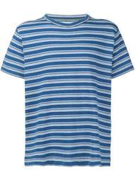 полосатая футболка свободного кроя 321