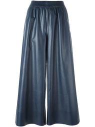 широкие брюки с эластичным поясом Cédric Charlier