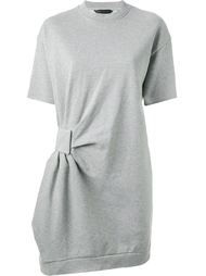 платье-толстовка со сборкой Marc By Marc Jacobs