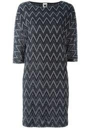 вязаное платье  M Missoni