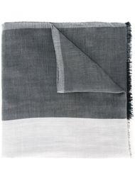 платок с необработанными краями Bally