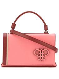 сумка-тоут с бляшкой-логотипом Emilio Pucci