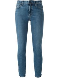 джинсы кроя скинни   Helmut Lang