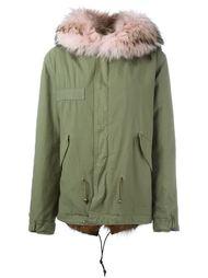 куртка с подкладкой из меха Mr & Mrs Italy