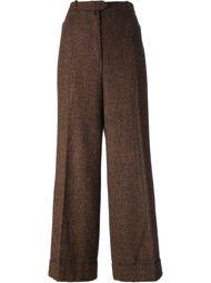 широкие брюки  Christian Dior Vintage