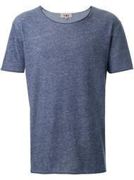 футболка с круглым вырезом  YMC