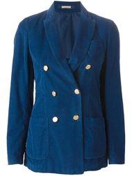 двубортный пиджак Massimo Alba