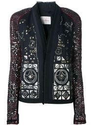 пиджак с заклепками '161 Bohemiane'  A.F.Vandevorst