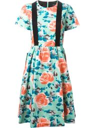 платье с кружевными деталями Marc By Marc Jacobs