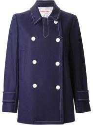 двубортное пальто See By Chloé