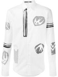 рубашка 'Googe' McQ Alexander McQueen