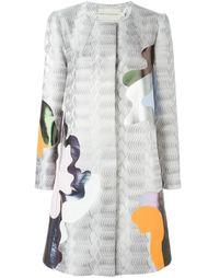 пальто А-образного кроя   Mary Katrantzou