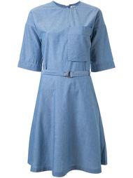 хлопчатобумажное платье 'Jade'  Maison Kitsuné