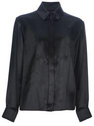 шёлковая блузка  Chanel Vintage