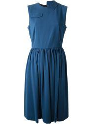 платье из крепа 'Yumi' Marc By Marc Jacobs