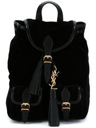 бархатный рюкзак 'Festival' Saint Laurent