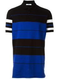 футболка-поло колор-блок  Givenchy