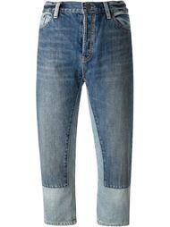 укороченные джинсы свободного кроя Marc By Marc Jacobs