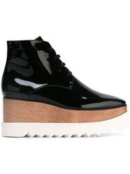 лакированные ботинки  Stella McCartney