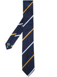 галстук в полоску Paul Smith