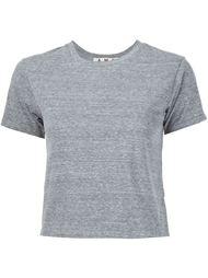 укороченная футболка  Amo