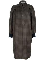 свободное платье-рубашка Guy Laroche Vintage