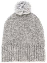 шапка-бини с помпоном Ami Alexandre Mattiussi
