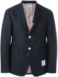 пиджак с застежкой на две пуговицы Thom Browne