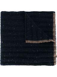 шарф в рубчик Brunello Cucinelli