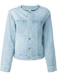 джинсовый пиджак с рваной отделкой Marc By Marc Jacobs